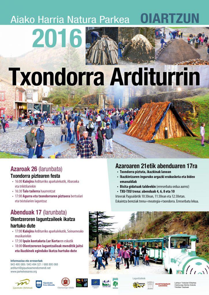 Txondorra Arditurrin_2016